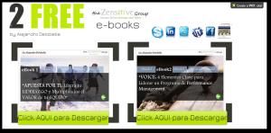 2 FREE EBOOKS Alejandro Delobelle
