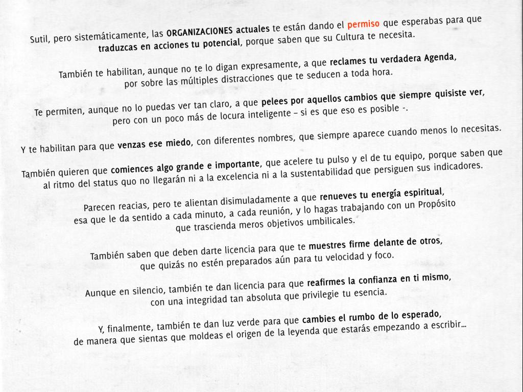Carta 3 Motivación Para Líderes Alejandro Delobelle