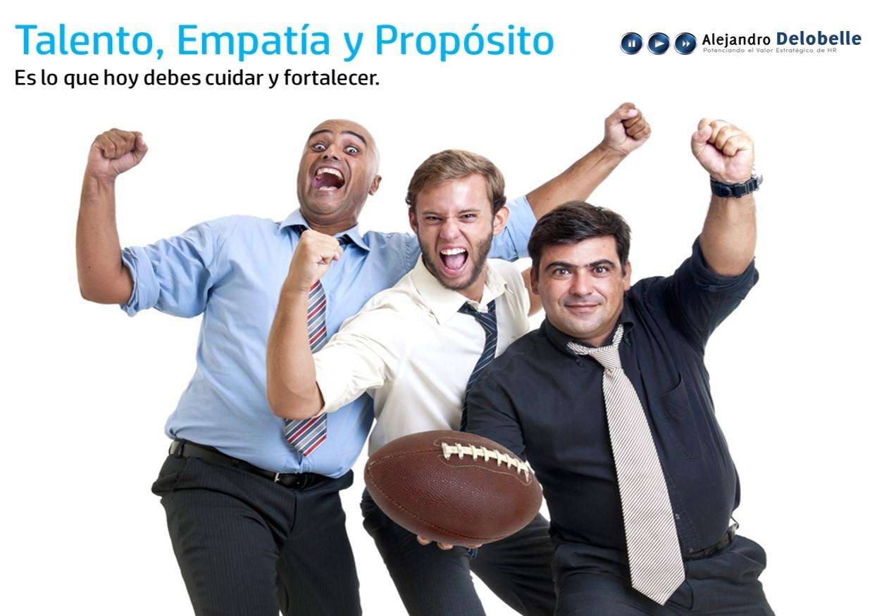 Talento y Propósito / Alejandro Delobelle