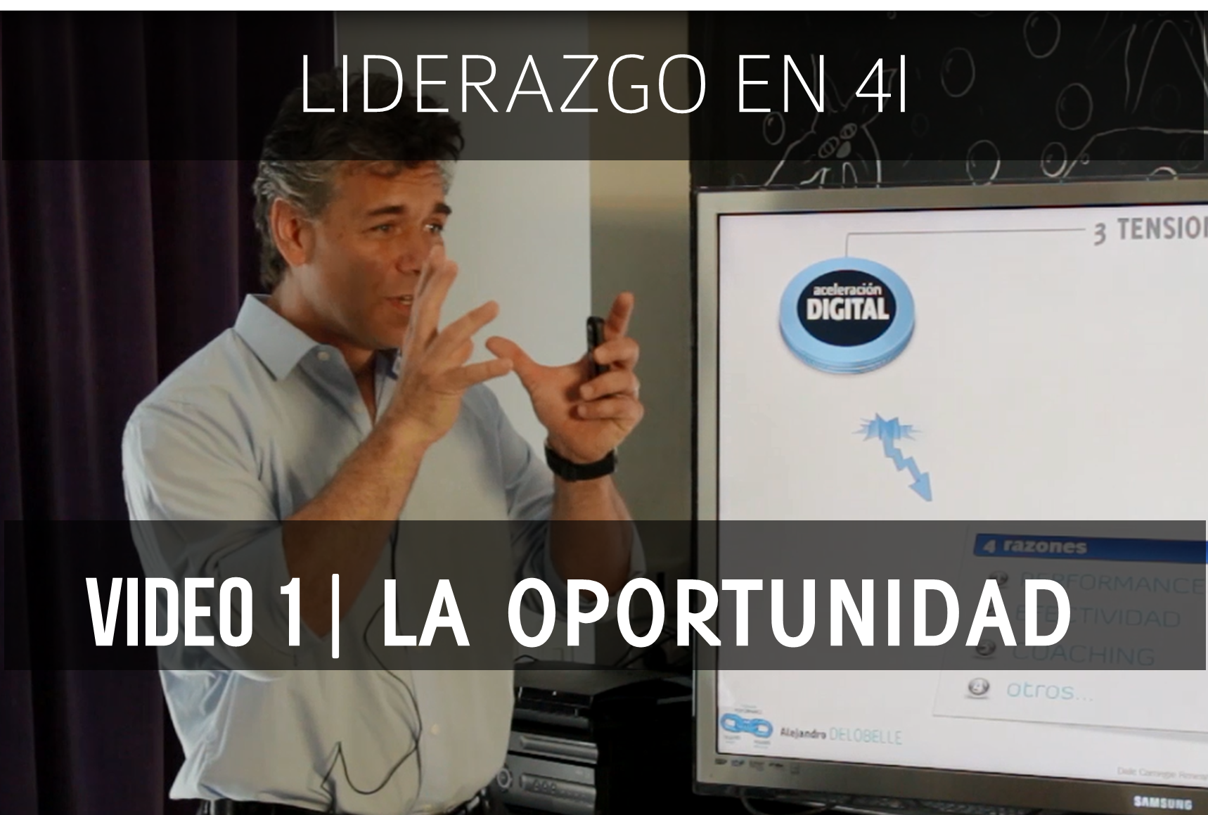 Ver Video Liderazgo | la Oportunidad