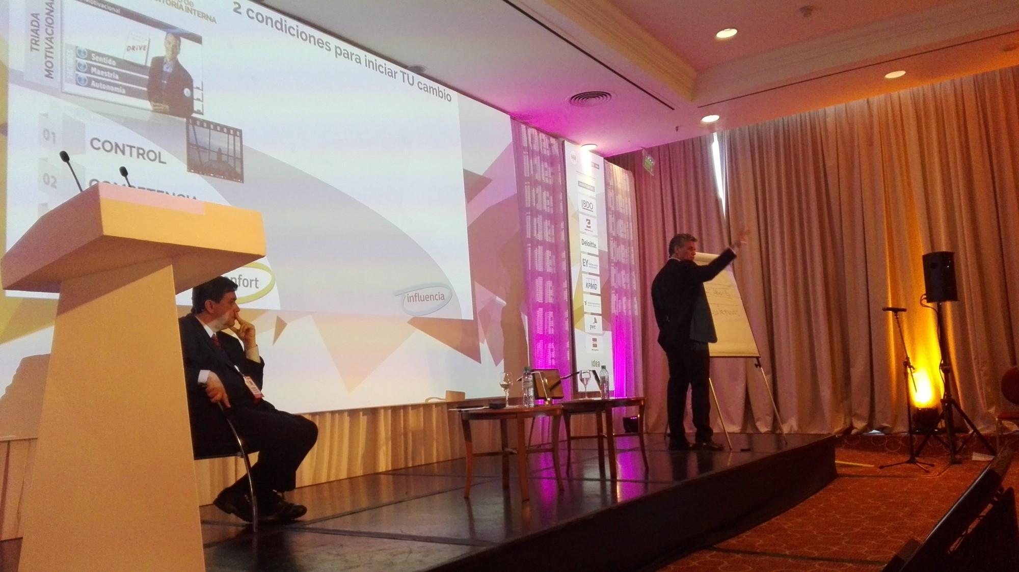 Alejandro Delobelle IDEA | Encuentro de Auditoría