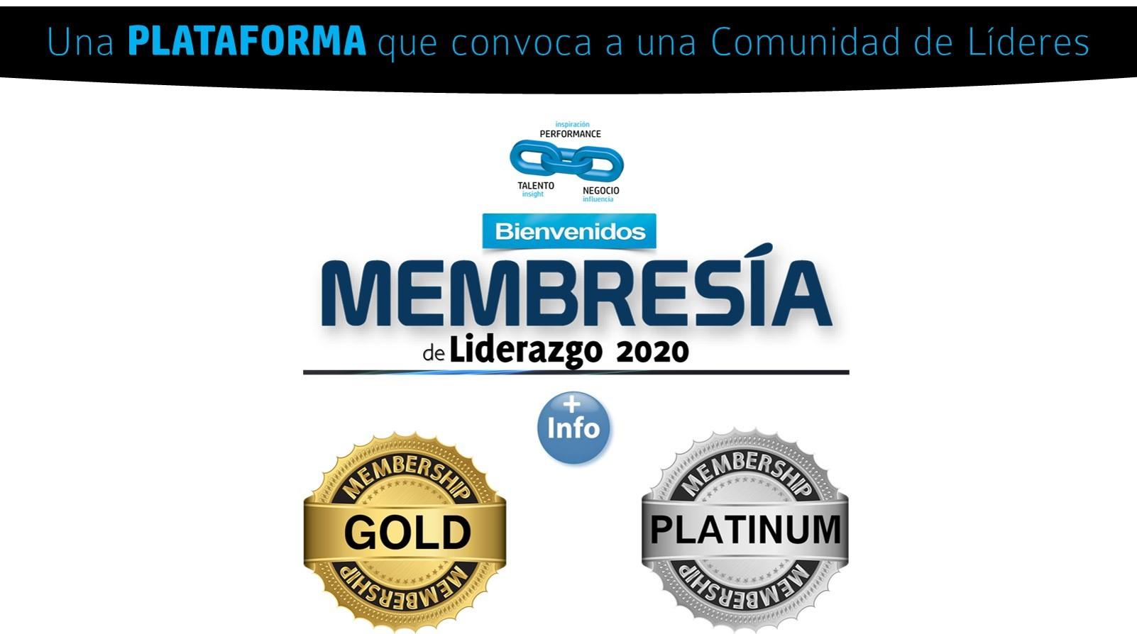 Membresia de Liderazgo 2020