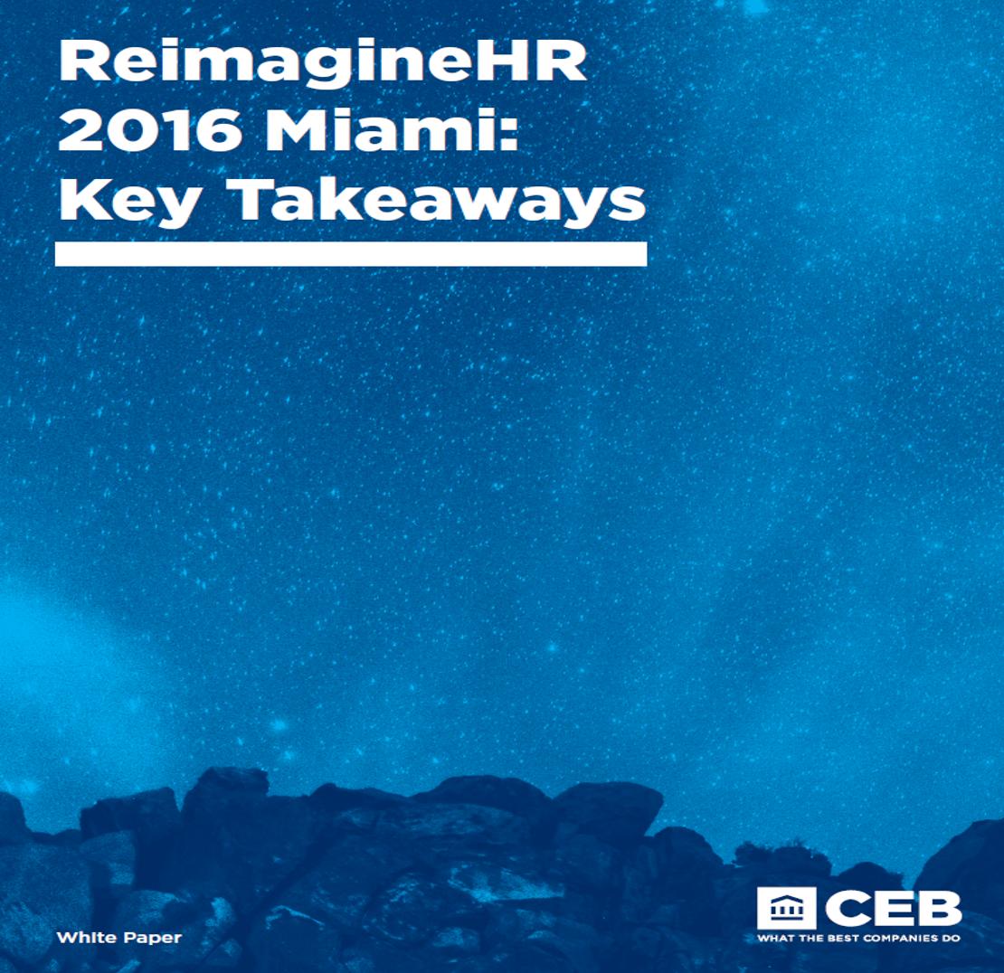 Re imagina HR