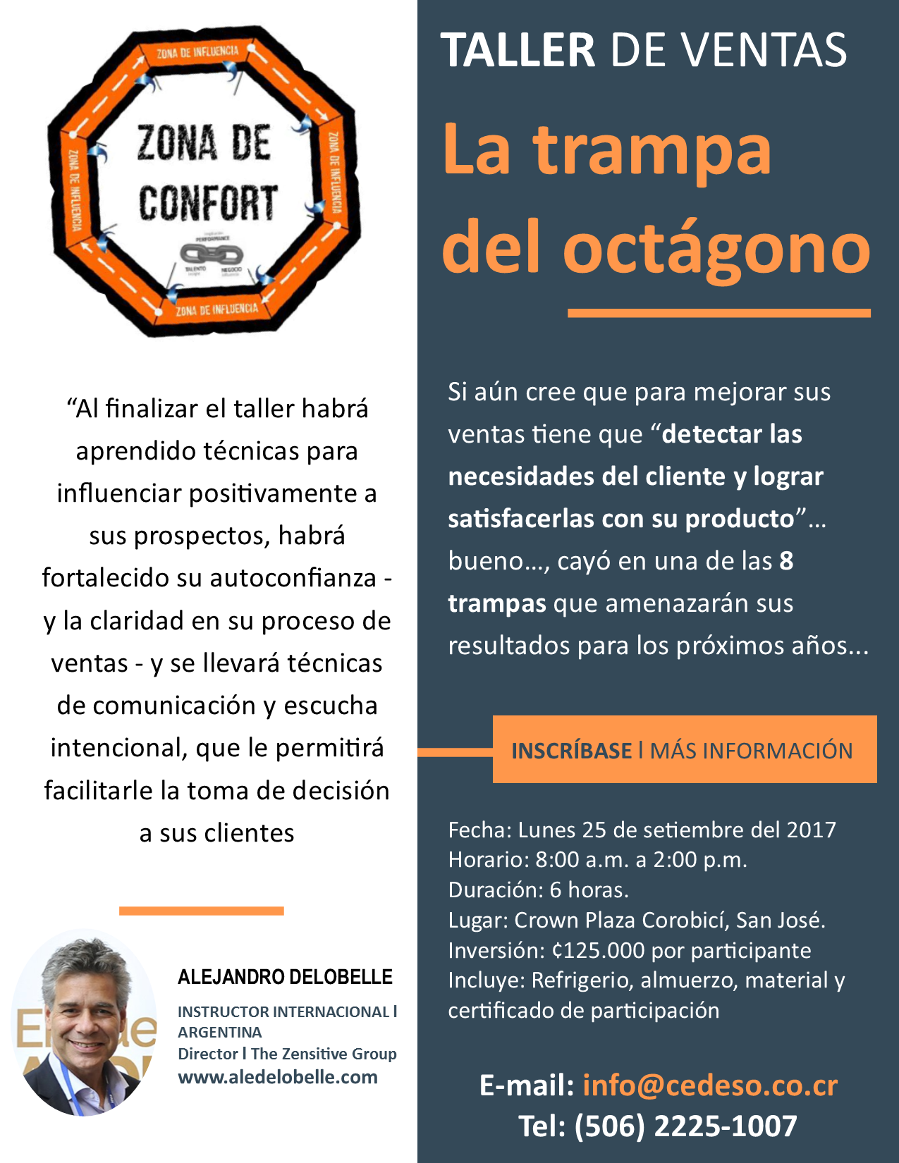AD en Costa Rica!